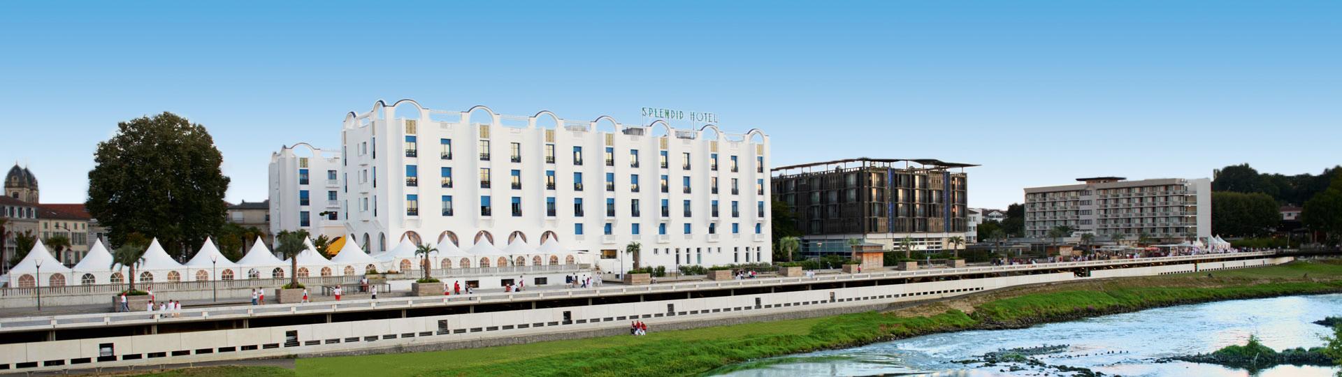 Hôtel spa**** Le Spendid - Dax