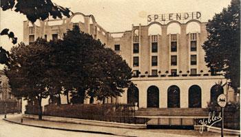 L'histoire du l'Hôtel Spa Le Splendid