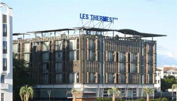 thermes et thermalisme dax