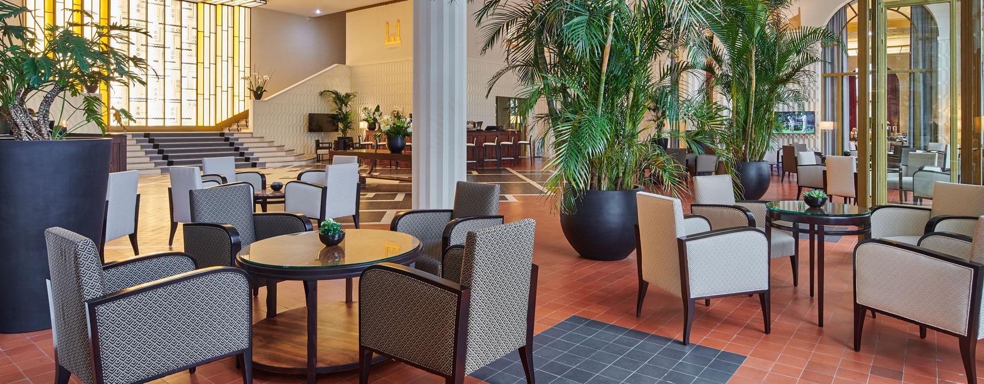 Hall - Hôtel et spa**** Splendid à Dax