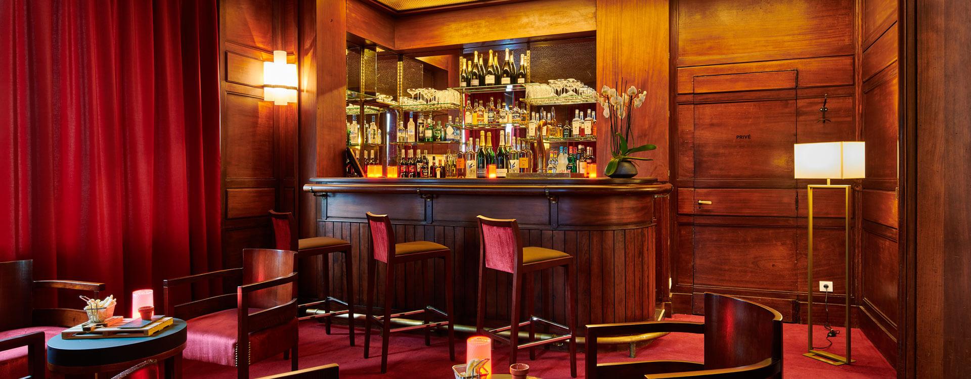 Bar - Hôtel et spa**** Splendid à Dax