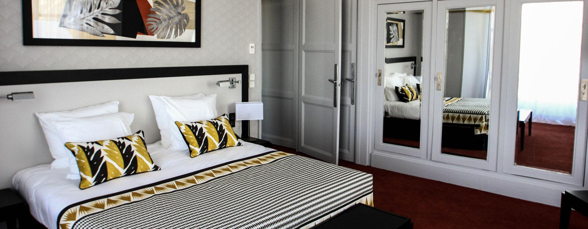 chambre hotel splendidi dax