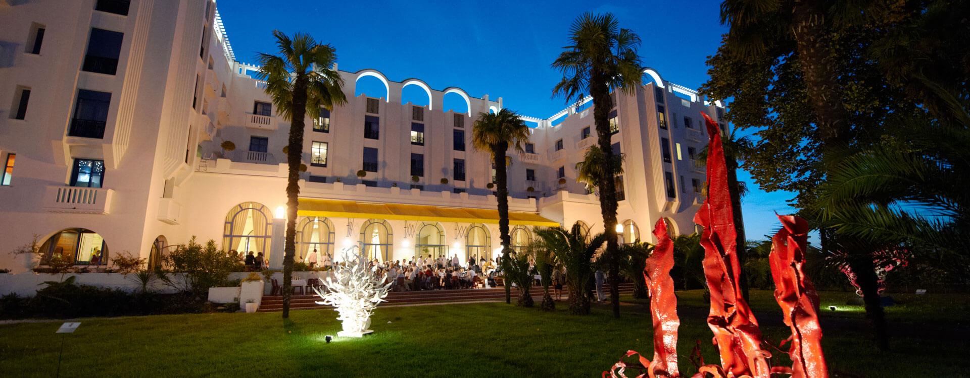 Hôtel et spa**** Splendid à Dax