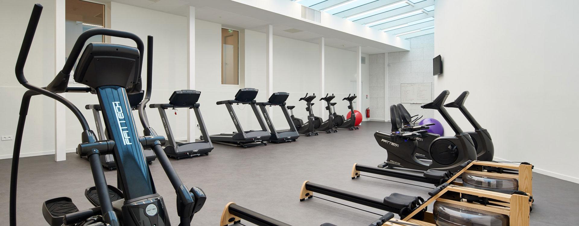 splendid spa dax - espace fitness