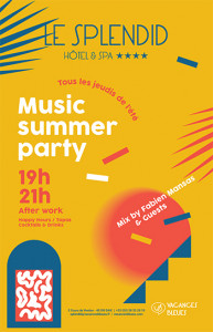 Music Summer Party Splendid