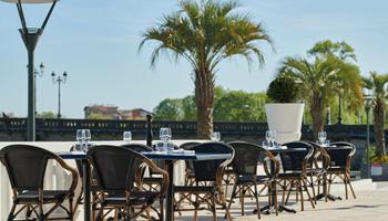 terrasse hotel splendid dax