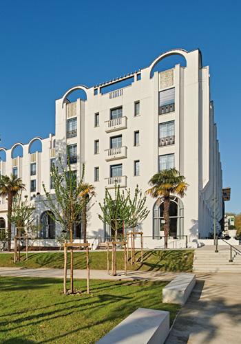hotel le splendid à dax