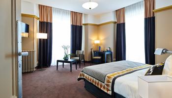 double comfort room at hotel splendid in dax