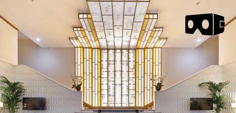 Réalité virtuelle Hotel le splendid