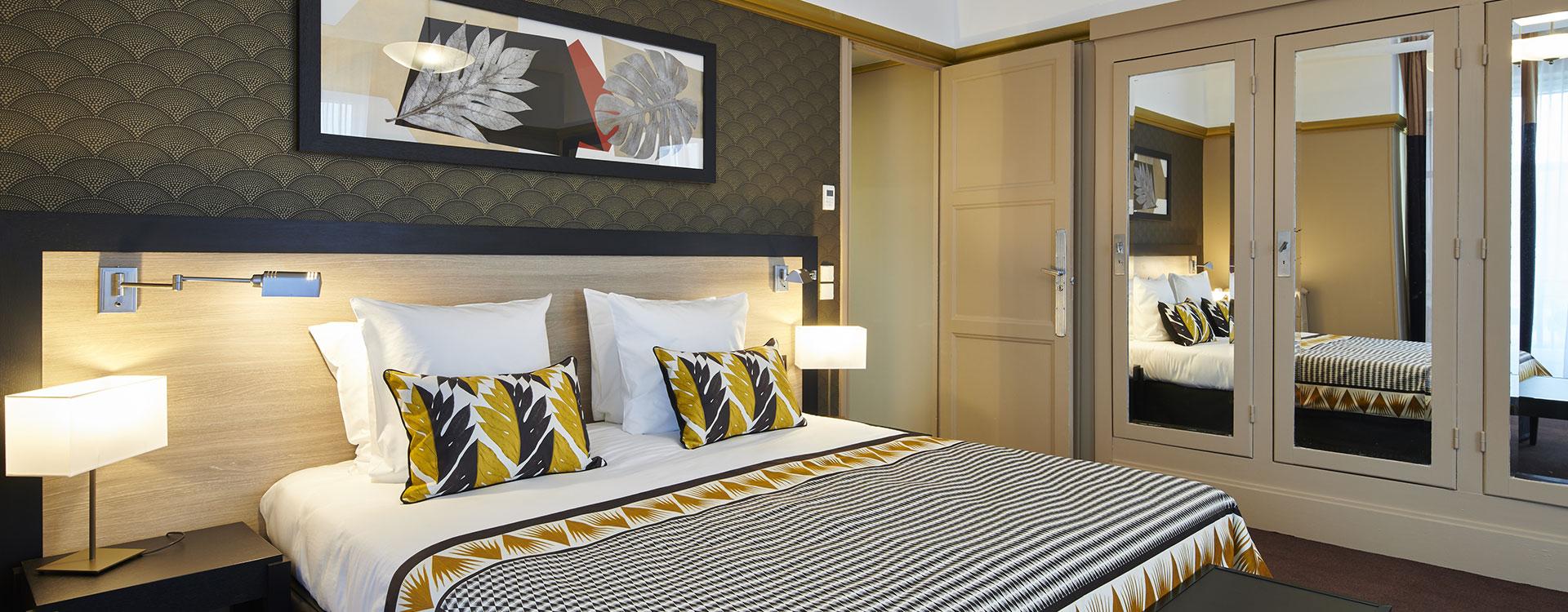 chambre double splendid