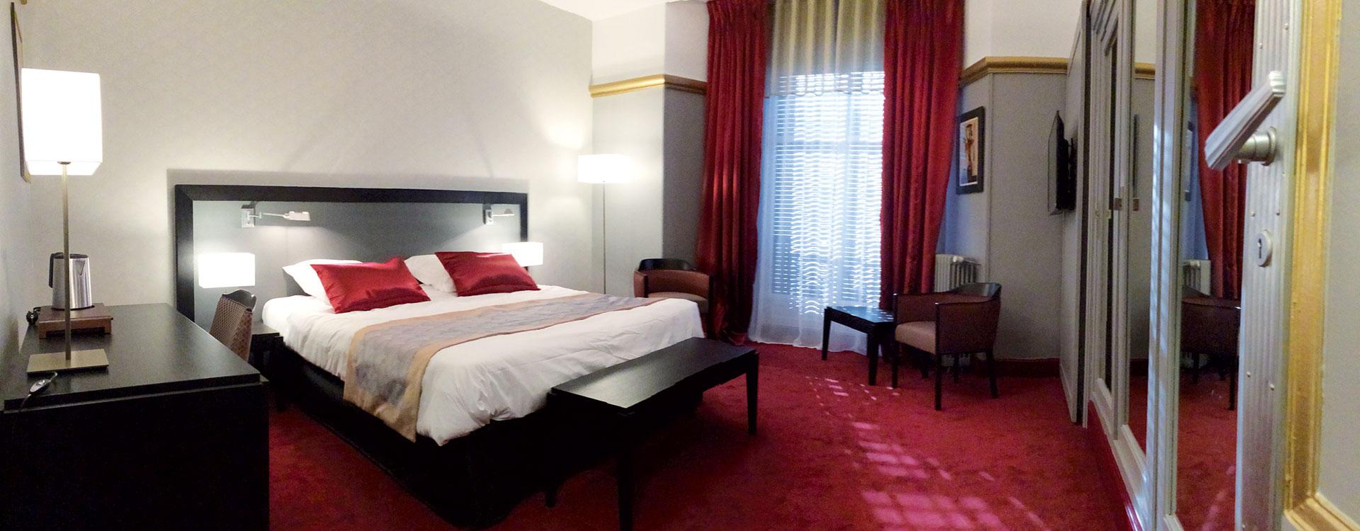 chambre single splendid